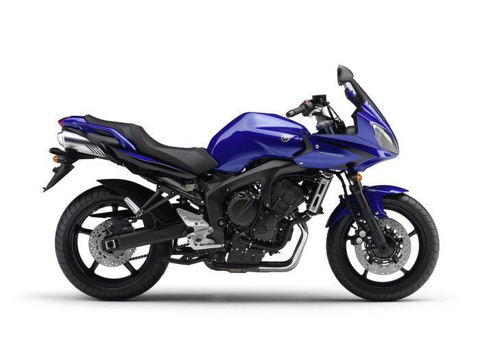 Yamaha FZ6 600 FAZER S2 2007 - 32