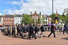 Carlisle Armed Forces Day