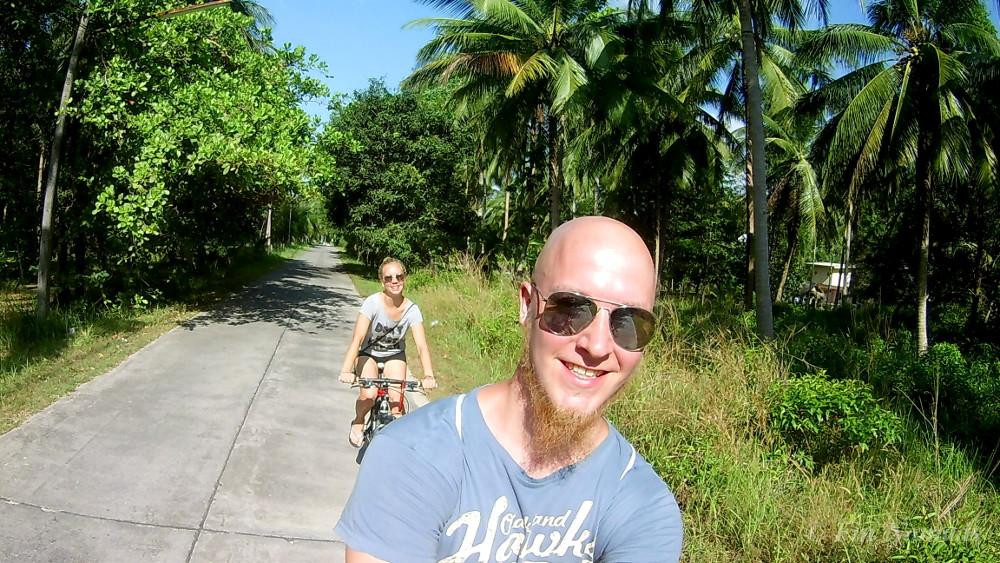 Koh Phangan biking