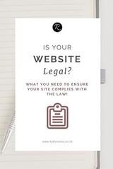 Is your website lega