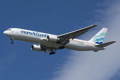 CS-TKS - Euro Atlantic - Boeing 767-300