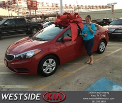 Happy Anniversary to Jose on your #Kia #Forte from Orlando Baez at Westside Kia!