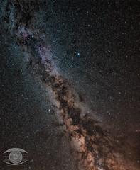 Milky Way - 2 hour exposure tracked