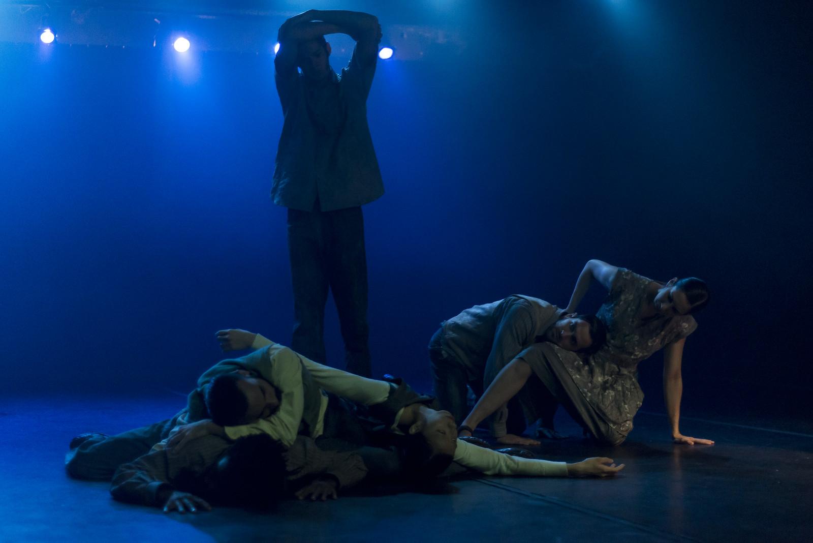 Atração Mostra Contemporânea de Dança - Cia Fragmento - 35º Festival de Dança de Joinville