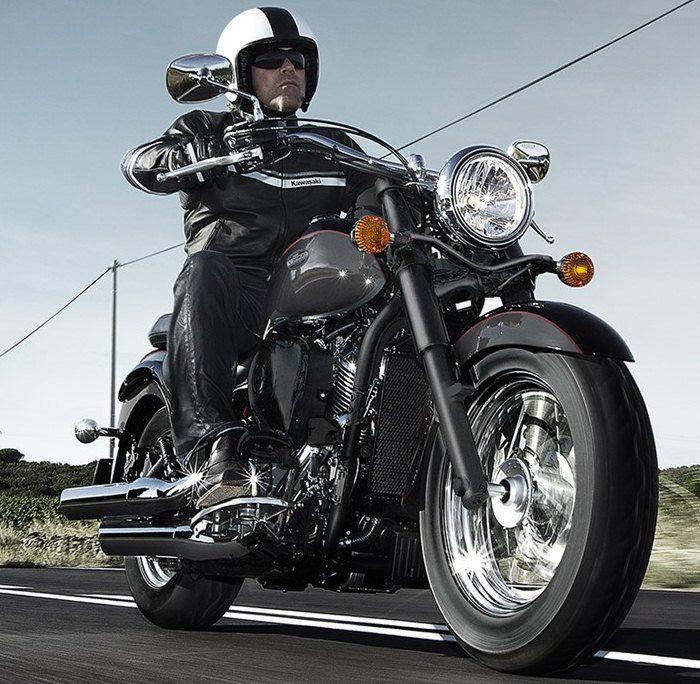 Kawasaki VN 900 Classic Special Edition 2014 - 2