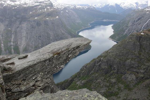 Bergen go to Trolltunga