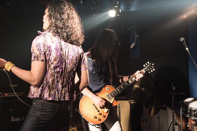 Tangerine live at 獅子王, Tokyo, 27 Jun 2017 -00039