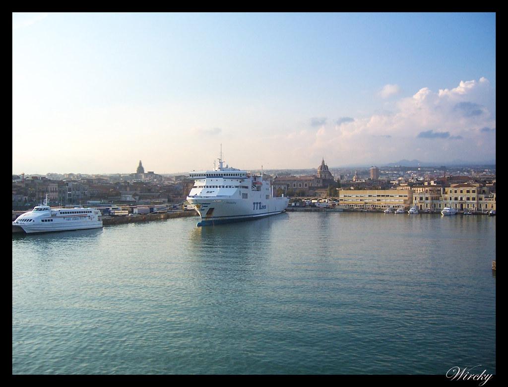 Crucero por el Mediterráneo - Catania