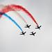 Small photo of Patrouille de France, Alpha Jet