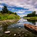Low tide river by der LichtKlicker