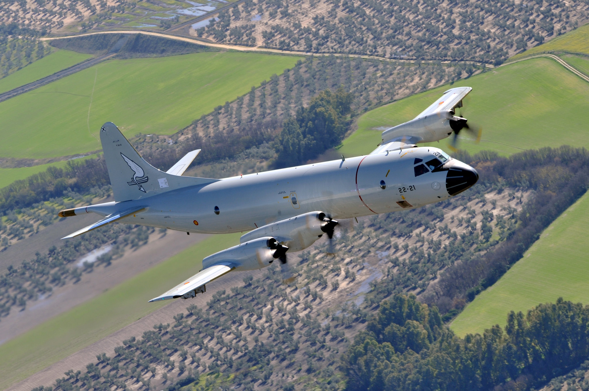 Lockheed P.3 Orión (P.3)