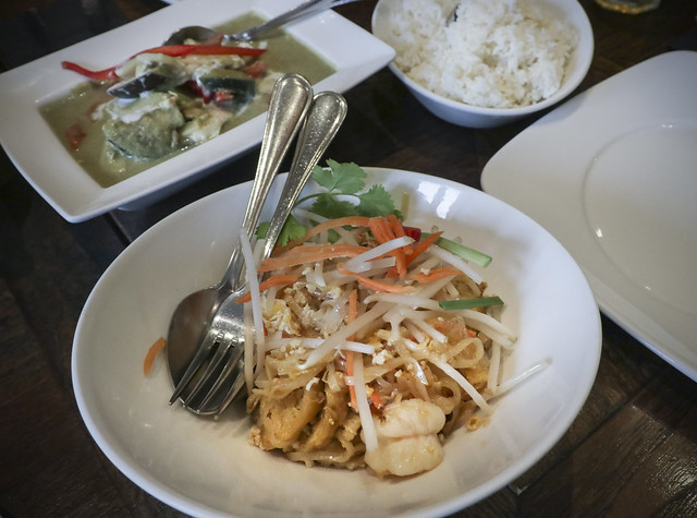 Eat out at Thai Square, South Kensington