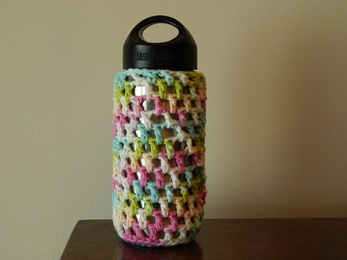 Water bottle cozy