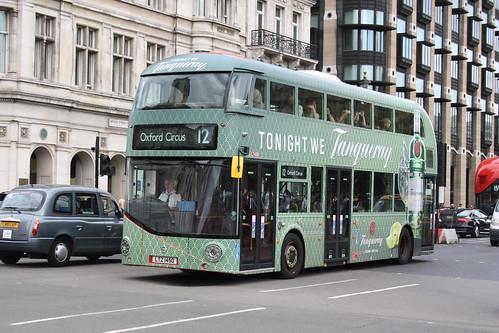 Go-Ahead London LT450 LTZ1450