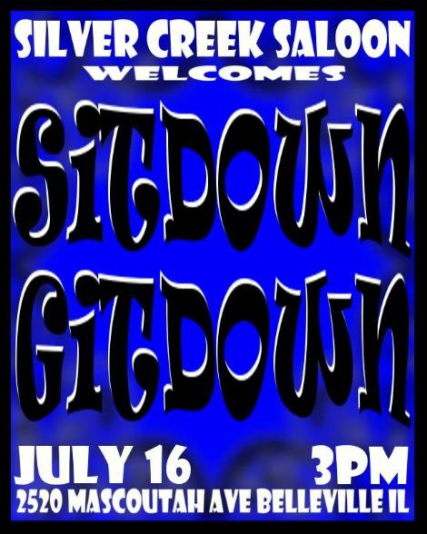 Sitdown Gitdown 7-16-17