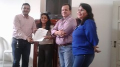Asociación Productiva recibe vida jurídica de Alcaldía de Chone
