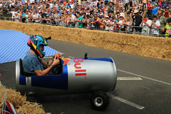 Red Bull Soapbox Race 2017 - Alexandra Palace, London