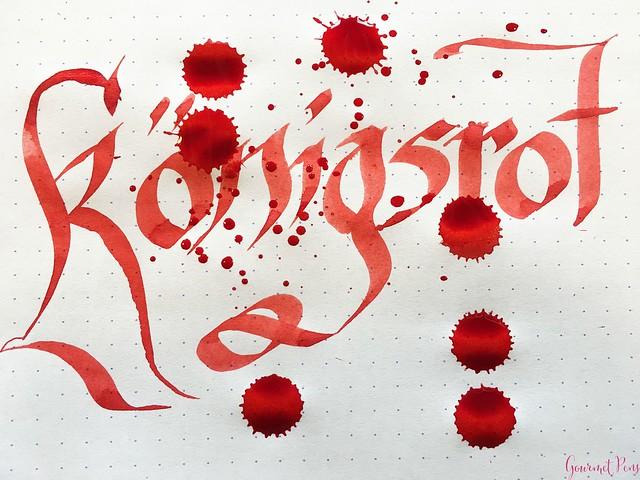 Ink Shot Review Abraxas Kónigsrot of Switzerland @laywines 7