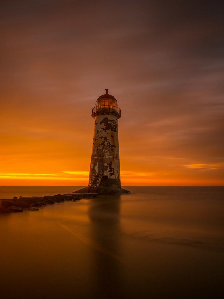 Talacre Sunset