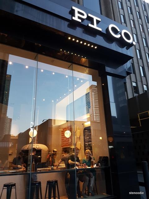 Pi Co. storefront