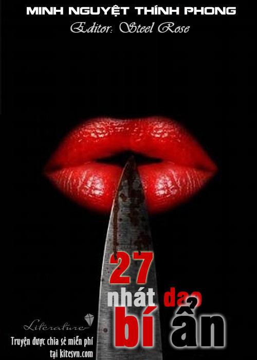 27 Nhát Dao Bí Ẩn - Minh Nguyệt Thính Phong