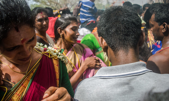 Mourning Rituals   Koovagam Annual Transgender Festival,India