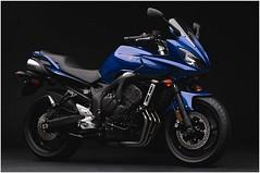 Yamaha FZ6 600 FAZER S2 2007 - 16