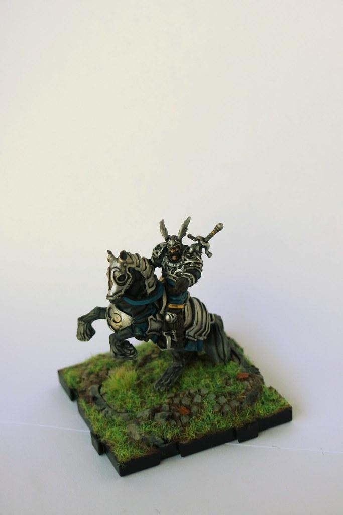 Runewars Miniatures Lord Hawthorne Front