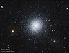 M13 - The Great Globular Cluster in Hercules