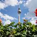 Berliner Fernsehturm Tower in Berlin
