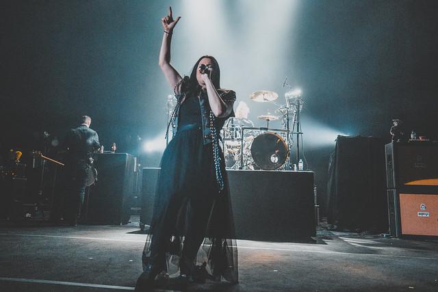 Evanescence - Eventim Apollo - 14/6/17