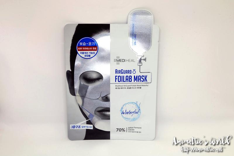 Mediheal Airguard Foilab Mask