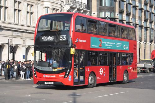 Stagecoach London 12397 YX16OHO