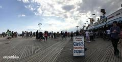 July 4th • Coney Island Boardwalk