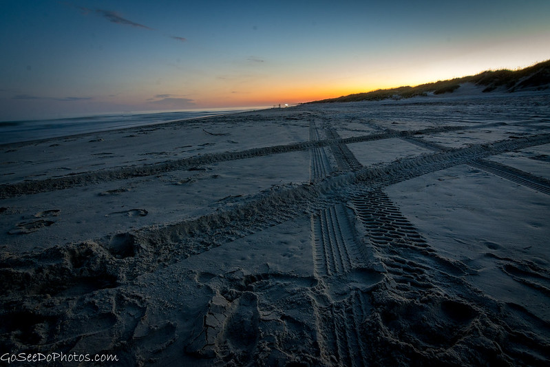 Cape Hatteras Sunset