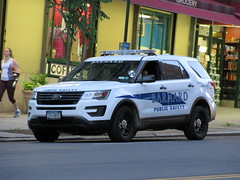 Barnard Public Safety Ford Police Interceptor Utility