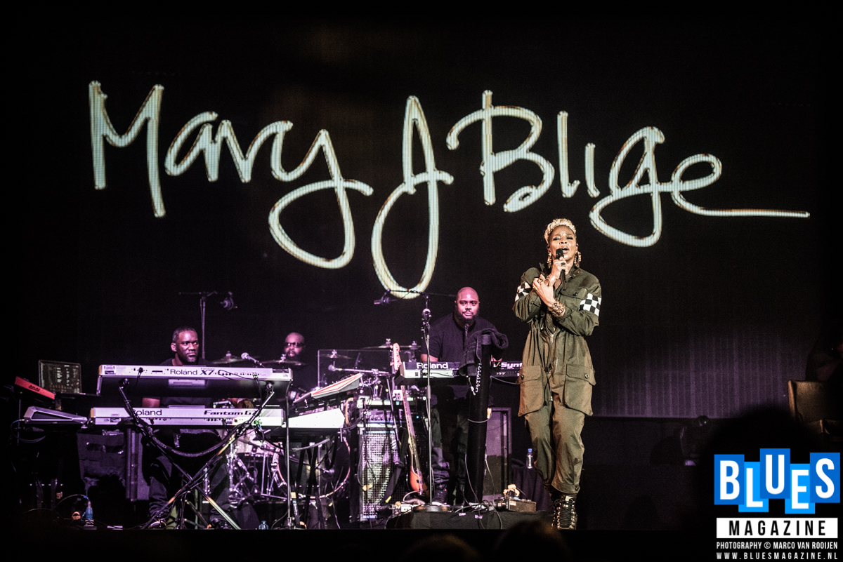 Mary J Blige @ North Sea Jazz 2017