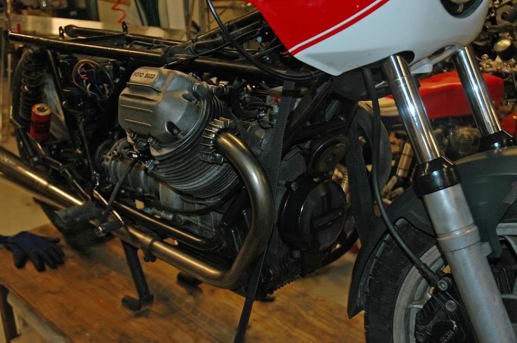 Moto Guzzi SP 1000 - 1983 - Page 2 35030915073_a47712eba6_b