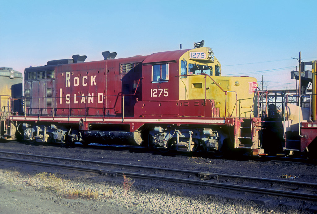 Irm Rock Island Gp