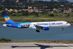 Thomas Cook Airlines  Airbus A321-211 G-TCDA
