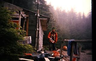 Haida Gwaii Cabin