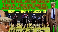 Races tweed man 6