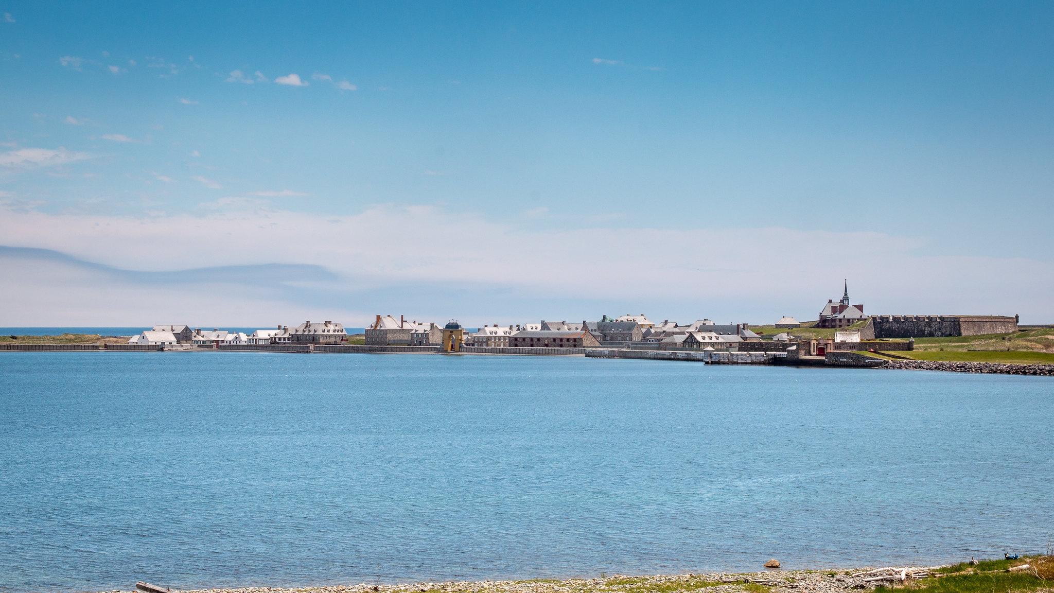 Louisbourg - Cap-Breton - Nouvelle Écosse - [Canada]