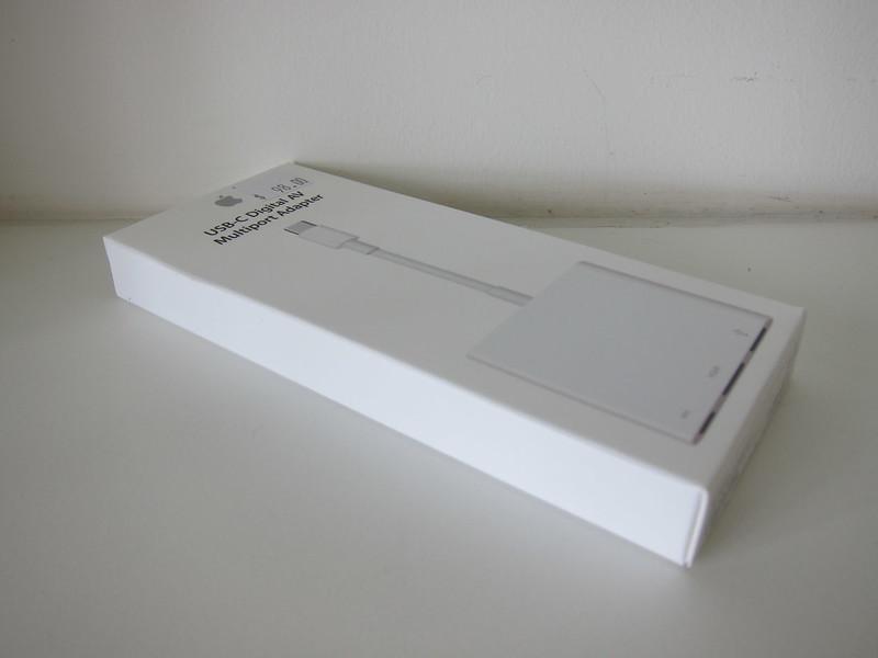 Apple USB-C Digital AV Multiport Adapter - Box