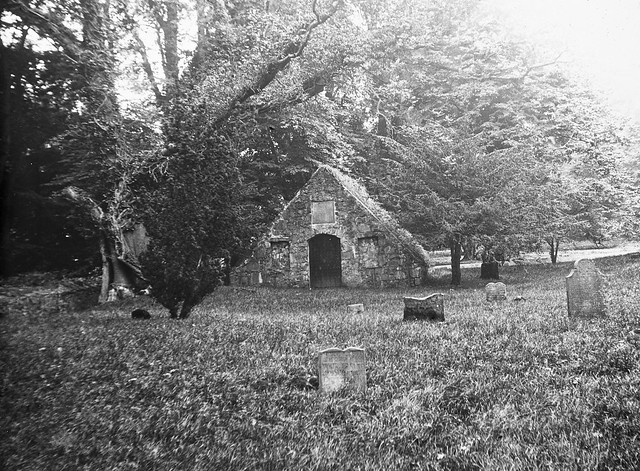 The O'Neill's burial place