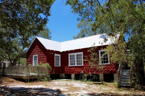 cedarkey museum state park florida house