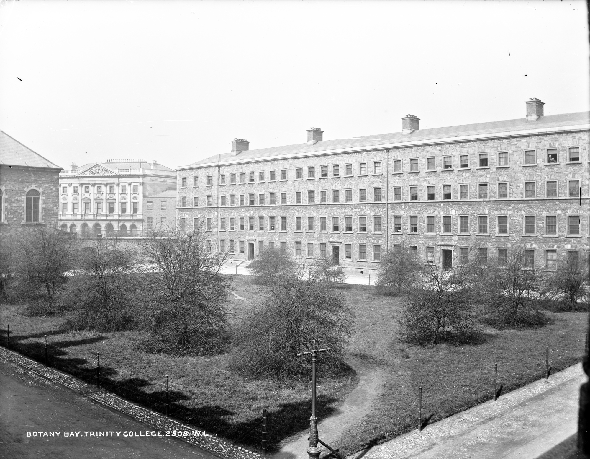 Trinity College, Botany Bay, Dublin City