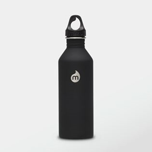 Picture of Vacuum Isolated Hydration Bottle Black
