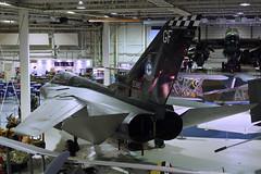 ZE887 Royal Air Force Panavia Tornado F3 - RAF Museum, London