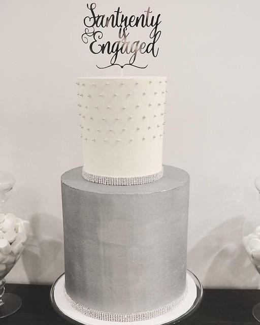 Cake by Auntie Santi